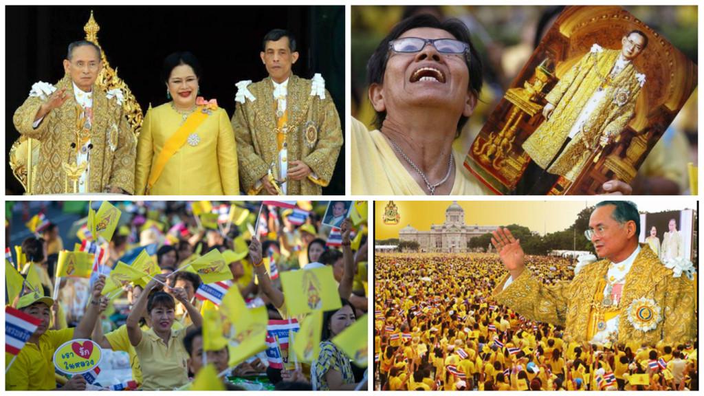 Thailand's Coronation Day