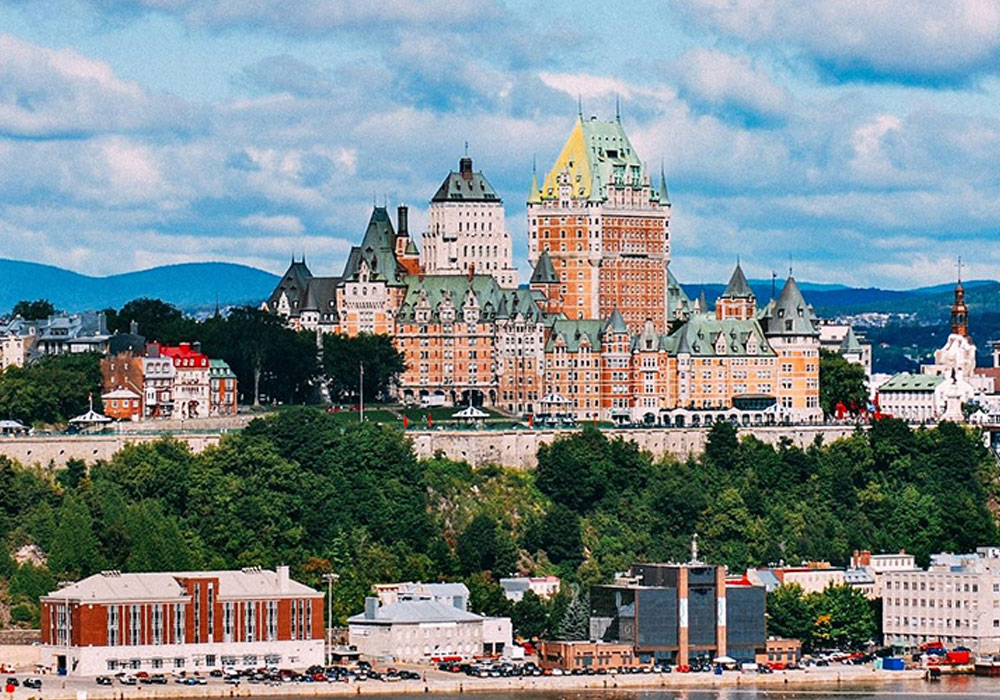 Amazing Quebec City