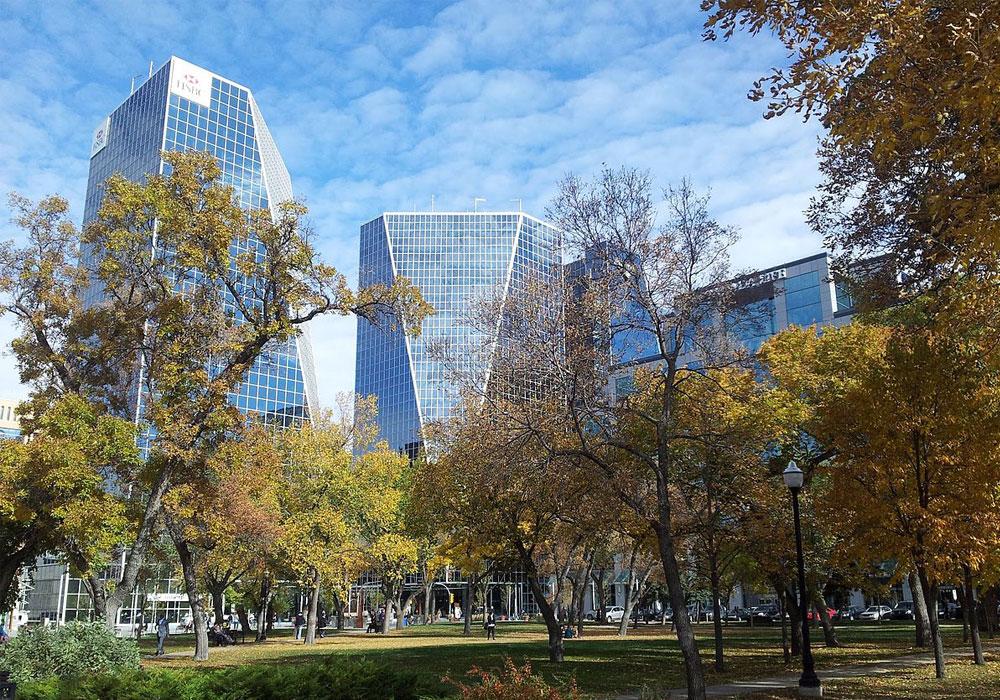 Regina High Rise Buildings