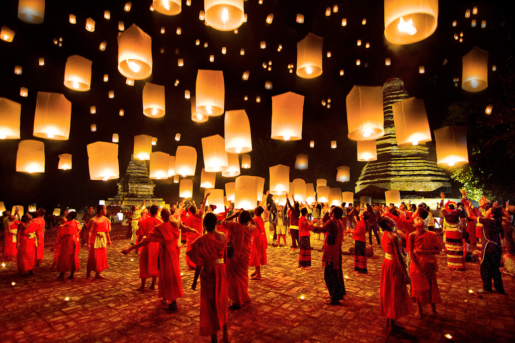 Most Unique Festivals And Events In Thailand